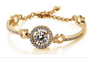 B112g C.Z. bracelet