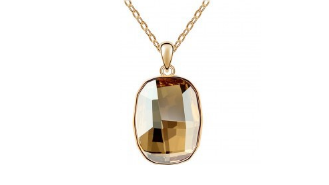 N422g  Crystal pendant