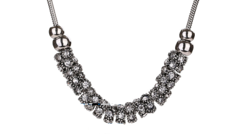N434 Crystal necklace