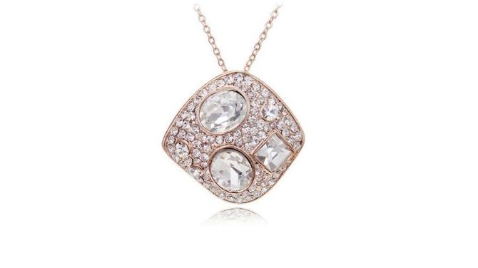Ne302g Crystal pendant