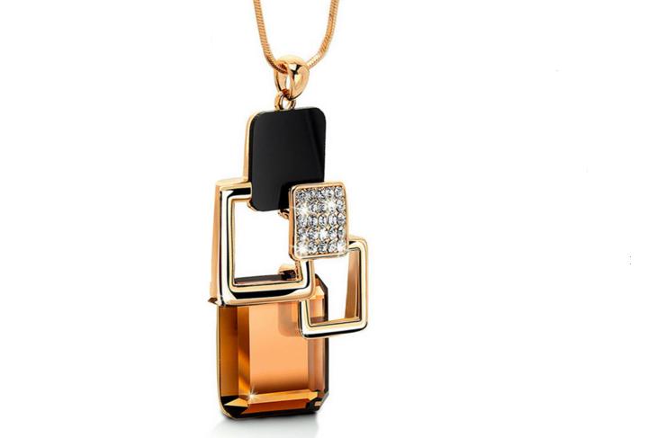 N228 80cm Chain pendant