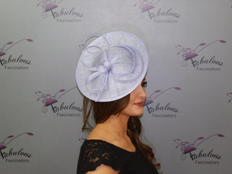 April Powder Fascinator